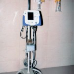 Heiz-/Kontrolleinheit für Inkubator